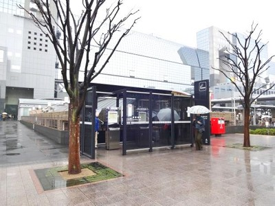 駅 喫煙 所 金沢